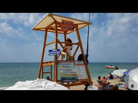 Summer in Greece | Agia Paraskevi Makri Alexandroupolis Beach