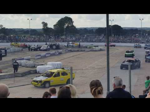 Rookie Bangers Devon Championship Smeatharpe #13 Tony Jeanes Memorial Meeting