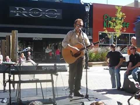 Five for Fighting - Outdoors -  Minneapolis Sept 13 2010