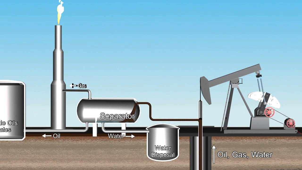 How To Get Oil From Natural Gas