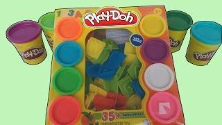 Numeros Y S De Play Doh Del 1 Al 10 Más De 35 Accesorios