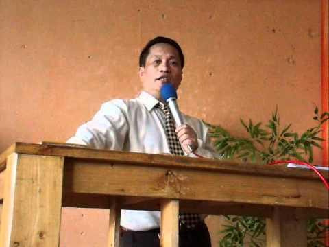 Short Clip - Ptr  Franklin Goden's preaching in Tagalog prt 2