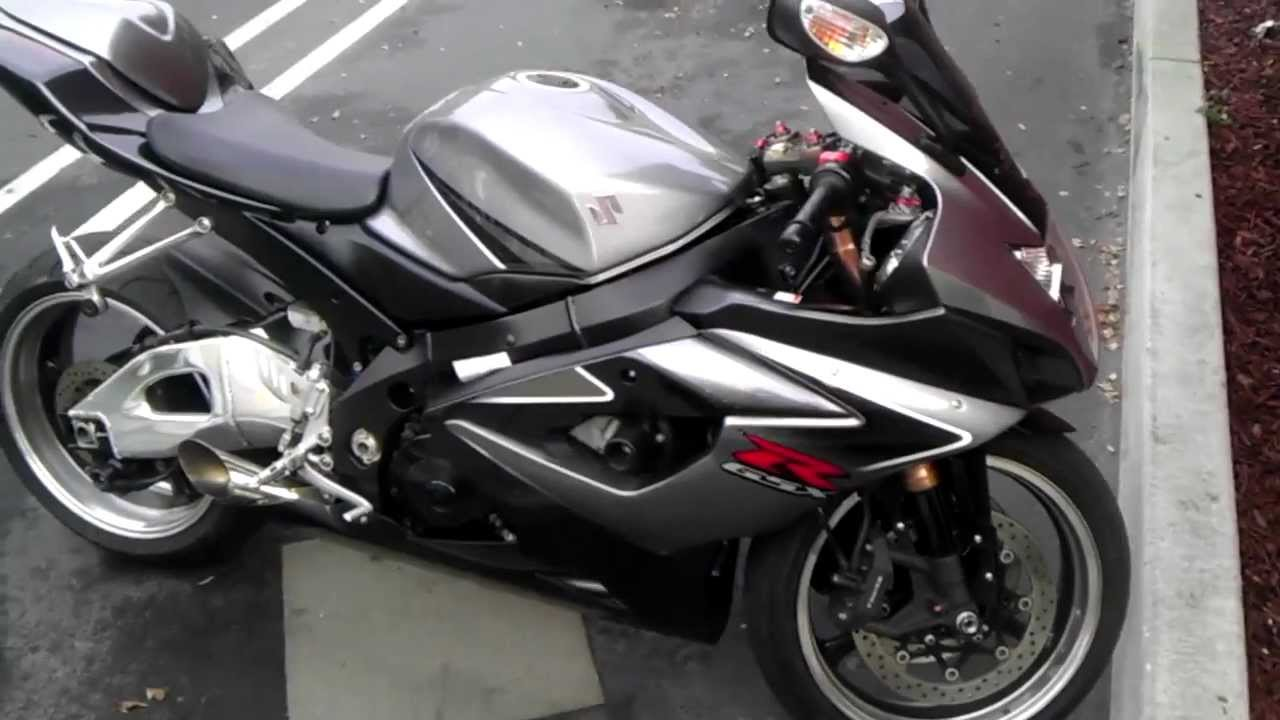 2006 gsxr 1000 cold start youtube. Black Bedroom Furniture Sets. Home Design Ideas