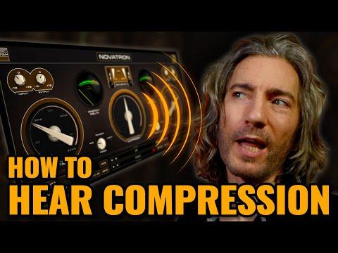 Compressor Designer GEEKS OUT on DRUM COMPRESSION!