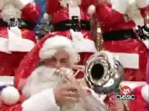 Brian Setzer Orchestra - Jingle Bells (1996)