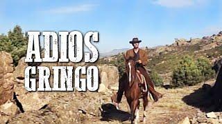 Adios Gringo | Full Western Movie | Spaghetti Western | Cowboy Film | Free Movie on YouTube