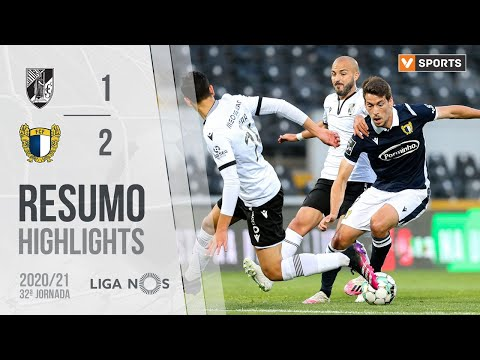Guimaraes Famalicao Goals And Highlights