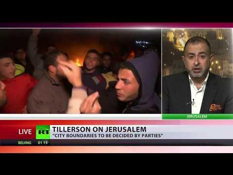 Tillerson's Mideast trip won't restore relations after Jerusalem move – Fatah revolutionary council