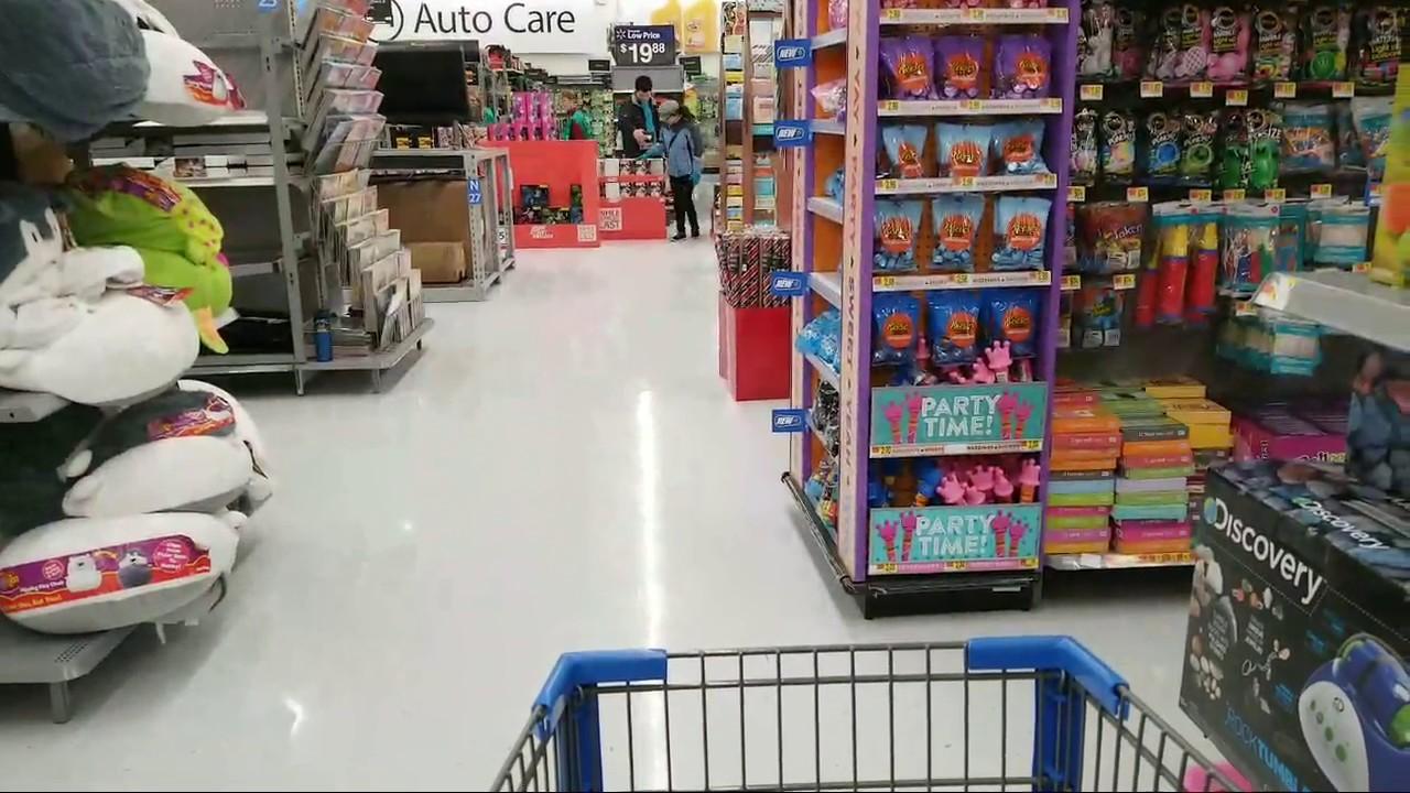 Walmart Black Friday Shop With Me 2017 Live Stream