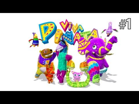 Twitch Livestream | Viva Pinata Part 1 [Xbox 360/One]