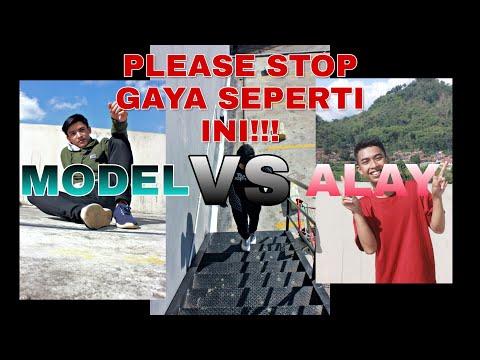 pose-alay!!!-vs-pose-model!!!-kalian-jangan-pose-foto-kaya-gini!!!