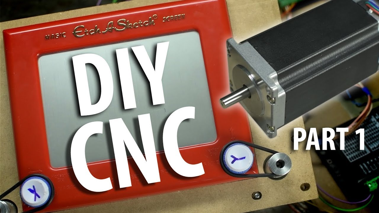 The Complete Beginner's Guide To Building A CNC Machine