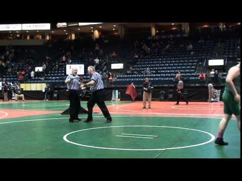 160 f, Division Three Remington Bauer, Red vs Todd Allen, Green