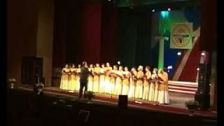 Русская народная песня У зари то, у зореньки