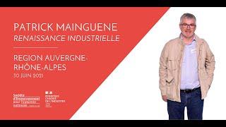 Patrick Mainguené - L'économie circulaire dans l'entrepreneuriat concret