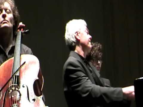 Grieg Allegretto for cello and piano Rustam Komachkov Alexey Goribol