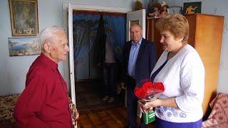 Елена Павлечко от имени всех мозырян поздравила ветеранов