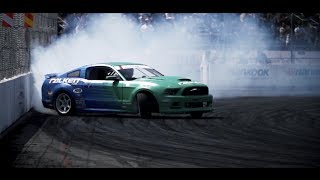 Controlled Chaos - A Drifting Documentary 2014
