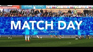 ⚽️ MATCH DAY | Huddersfield Town vs Leicester City