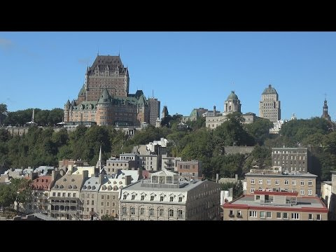 Quebec-Two Days in Quebec4KUHD