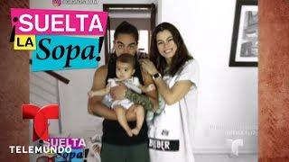 Sergio Mayer reacciona a críticas por besar a su nieta en la ducha | Suelta La Sopa | Entretenimient