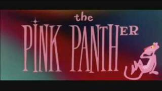 The Pink Panther (1963) - Main Title [16:9]