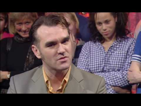 Later With Jools Holland - Morrissey Interview - 10 12 92