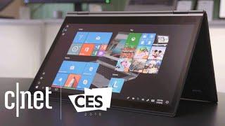 Lenovo ThinkPad X1 Carbon, X1 Yoga: Laptops with HDR screens, Alexa
