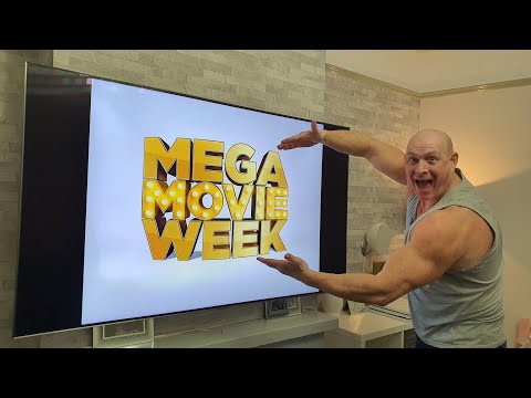 MEGA MOVIE WEEK,save BIG On 4K,HDR,Dolby Vision Content For One Week ONLY!
