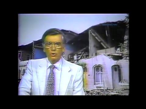 Terremoto de 1985 - Chile enfrenta  la adversidad.