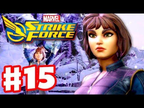 Marvel Strike Force - Gameplay Walkthrough Part 15 - Quake!