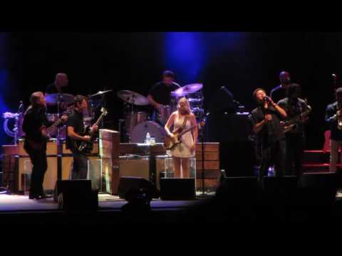 "Tedeschi Trucks Band 07/17/16 ""Leaving Trunk"" Gilford, NH, Bank of NH Pavilion"