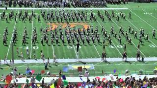 Cal Band - Call Me Maybe Half-Time Show 9-8-12