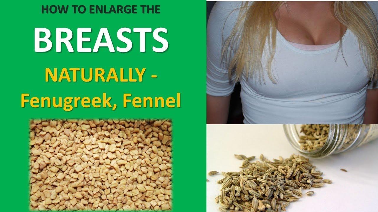 Fenugreek and fuller breast
