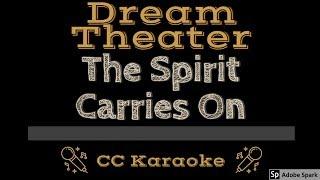 Dream Theater • The Spirit Carries On (CC) [Karaoke Instrumental Lyrics]