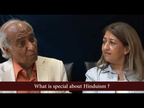 What is special about Hinduism ?