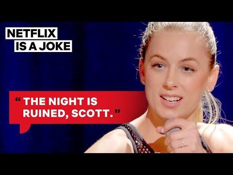 Iliza Shlesinger's Lip Liner Emergency | Netflix Is A Joke