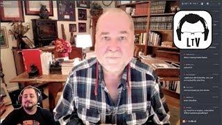 EPIC!! Defango RIPS into Robert David Steele | Lift the Veil