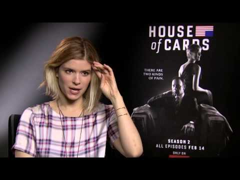 House of Cards - Kate Mara Interview