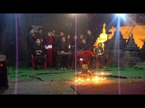 Tyo Chin Tyo (Performance at Swayambhu)