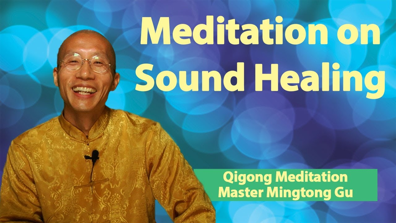 A meditation on the workings of Sound Healing