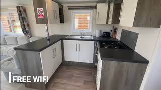 Windsor Holiday Park Holiday Hire Caravan