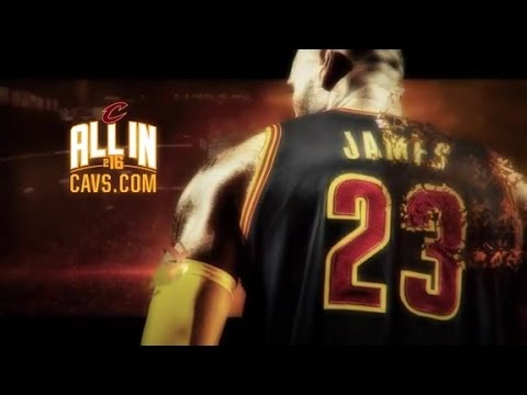 208b2a2d3 Cleveland Cavaliers 2016 Playoff Hype Video - YouTube
