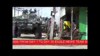 live from ground zero zamboanga city crisis