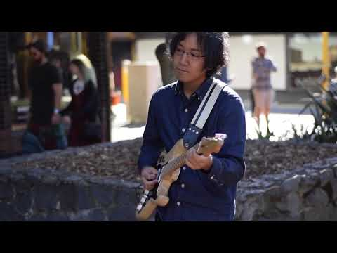 Wellington Busking 2017/5/16 shoot by Victroia University of Wellington students