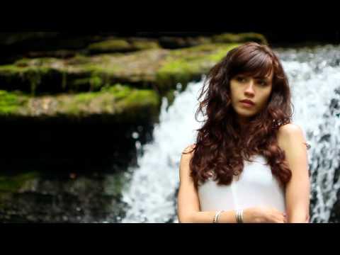 Waterfall Photo Shoot