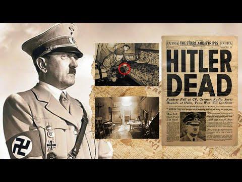 Gitlerning O'limi // 30.04.1945❗️