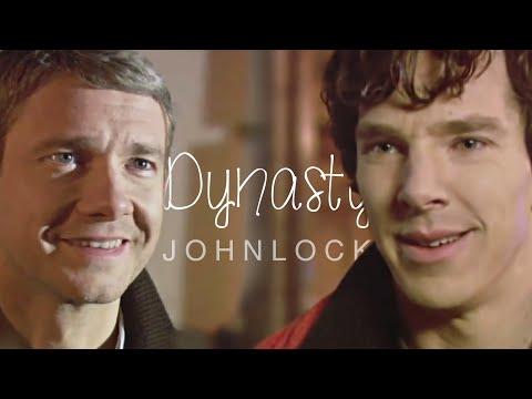 ➳John & Sherlock | Dynasty