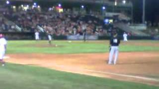 Springfield Cardinals Pete Kozma home run 8/16/10