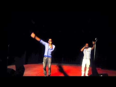 Concert de Rey Damian & Alpha Baba à Lisses « Activate »